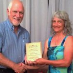 2015 Hank Wiseman Coach of the Year Award Winner Kathleen Millar